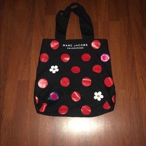 Marc Jacobs fragrance tote